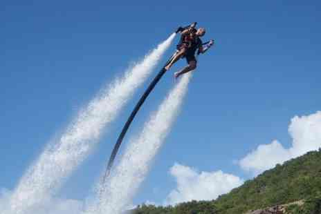 Jetlev Flyer - Water Jetpack Flying Experience - Save 12%