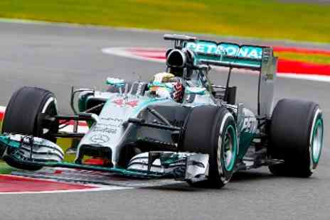 Newmarket Holidays - Ticket to British Grand Prix Silverstone General Admission  Plus 1 Night Stay With Breakfast  - Save 0%