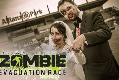 Zombie Evacuation Race - Entry to Zombie Evacuation Race  - Save 0%
