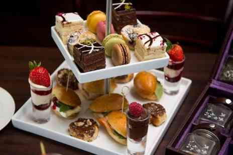 HIlton Bath - French-Style Afternoon Tea For Two - Save 50%