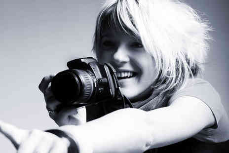 Institute of Professional Photography - Three Hour DSLR Photography Course - Save 75%