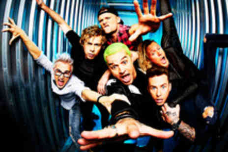 Stonegate - Tickets to McBusted at Scarborough Open Air Theatre - Save 0%