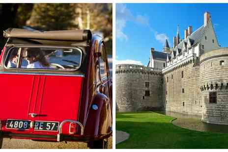 Grand Hotel de Nantes - One or Two nights in Nantes, taking in the sights with style in a Citroen 2CV - Save 50%