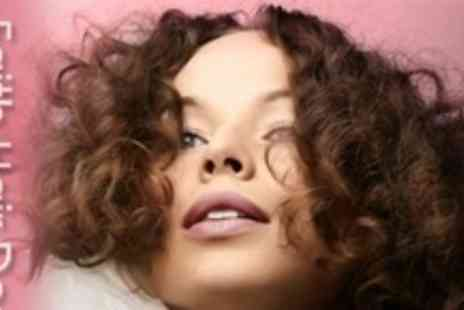 Faith Hair Design - Restyle With Conditioning Treatment and Finish - Save 65%