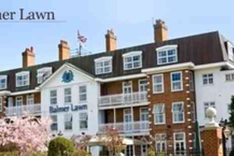 Balmer Lawn Hotel - Two Night Stay For Two With Breakfast - Save 53%