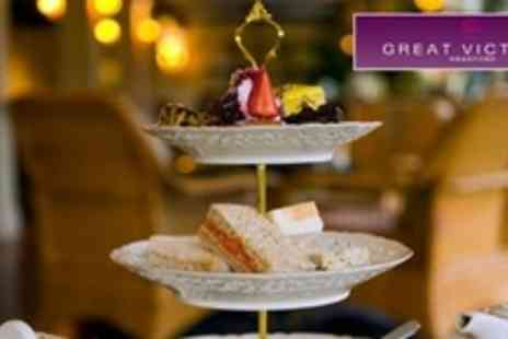 Great Victoria Hotel - Afternoon Tea For Two - Save 61%