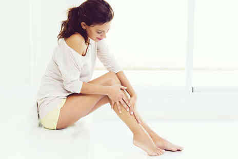 The Harley Laser Specialists - Four Laser Thread Vein and Rosacea Treatments for the Legs, or Two Areas of the Face - Save 80%