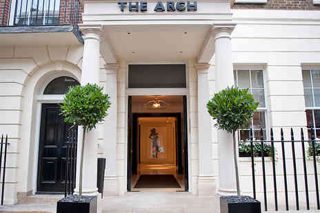 The Arch London - Five Star Boutique City Break in Central London with Fine Cuisine - Save 20%