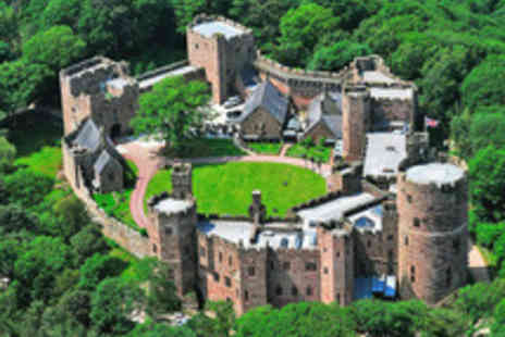 Peckforton Castle -  One Night Stay in a Fairytale Castle with Award Winning Cuisine - Save 44%