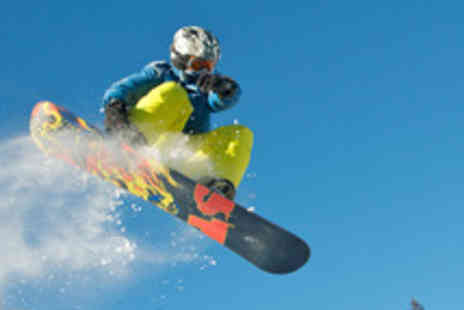 Alpine Snowsports Centre Aldershot - Six Hour Skiing or Snowboarding Learning Experience - Save 40%