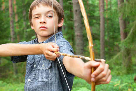 Sunrise Bushcraft - Kids and Family Activity Day - Save 71%