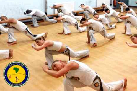 Axe Capoeira Uk - One month of unlimited Capoeira classes - Save 0%