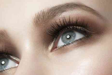 Sugar Rush - Individual Eyelash Extensions With Infills - Save 58%