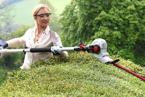 Home Shopping Selections - Long Reach Telescopic Hedge Trimmer - Save 61%
