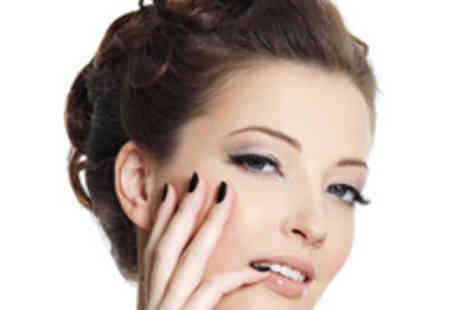 Keido Hair and Beauty - Eyelash perm, full body spray tan plus a file and polish - Save 73%