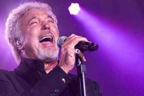 LCC - Ticket to Tom Jones Live  - Save 0%