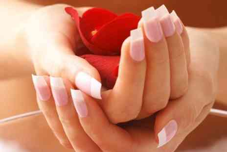 Platinum Hair Design - One Gel Nails Treatments  - Save 0%