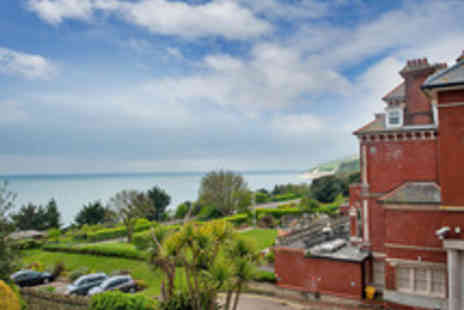 Hydro Hotel - One night Beach Break for Two in Sunny Eastbourne with Dining - Save 56%