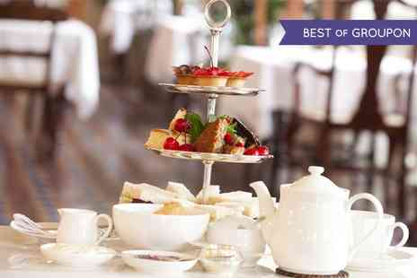 Bar Zero - Afternoon Tea With Prosecco For Two - Save 55%