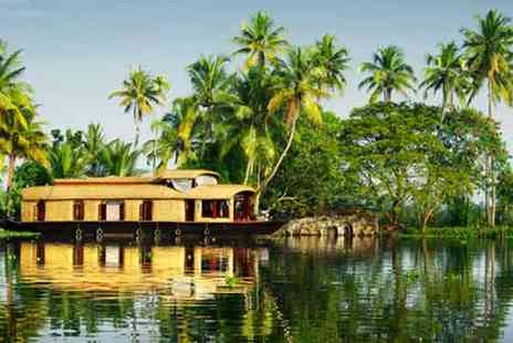 LUMLE HOLIDAYS - Eight Night Indian Adventure Discovering Cochin & Kerala - Save 37%