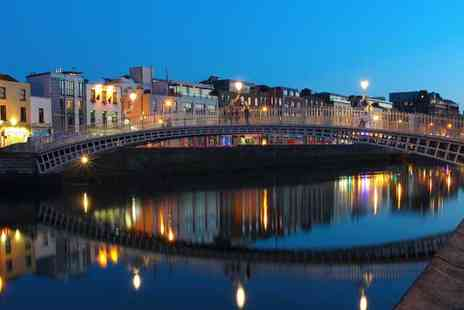 Crystal Travel - Two Night Dublin Break with Flights - Save 0%