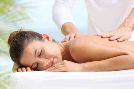 The Lifestyle Service - Choice of One Hour Full Body Massage - Save 60%