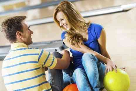 DateinaDash -  Ticket to Singles Party at Bloomsbury Bowling Lanes For One - Save 20%