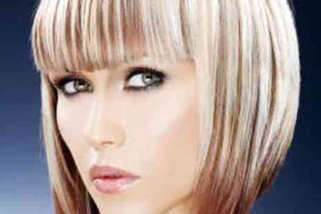 Jadore Hair - Haircut and Half Head Highlights or Full Colour - Save 73%