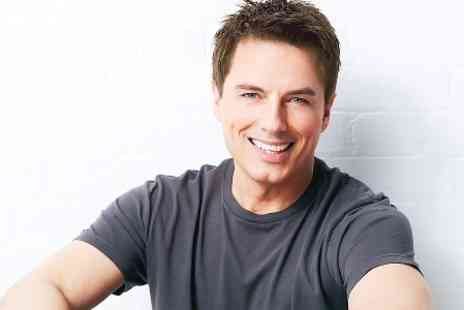 SJM Concerts - Two Tickets to John Barrowman - Save 0%