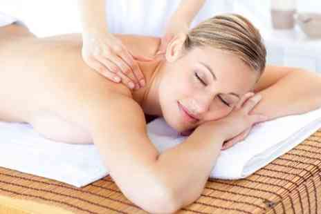 Sky Spa - Back, Neck and Shoulder Massage Plus Elemis Facial - Save 24%