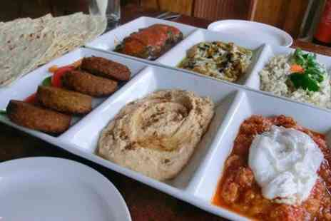 The Persian - Meze For Two - Save 0%