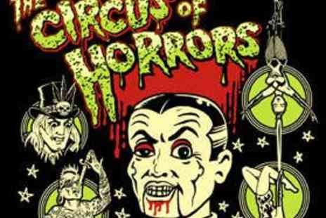 Colston Hall - Ticket to Circus of Horrors The Ventriloquist - Save 54%