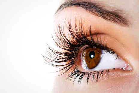 Beauty Boxx Beauty and Nails - Express or Semi Permanent Eyelash Extensions Mini Gel Manicure or Pedicure - Save 48%