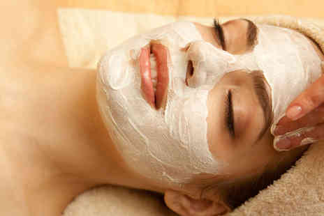 Talking Beauty - Express Facial with an Express Manicure or Pedicure or Deluxe Facial - Save 49%