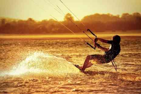 Nomadic Kitesurf - Introduction to Kite Surfing For One - Save 0%