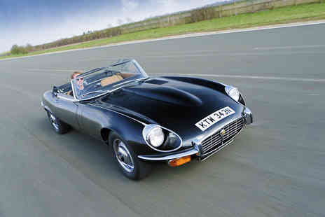 Jaguar Heritage Driving - Jaguar Driving Experience For Car Enthusiasts - Save 0%