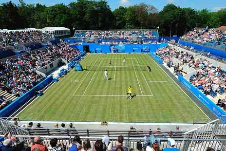 LTA British Tennis - Tickets to Aegon Classic Birmingham WTA Tennis - Save 0%