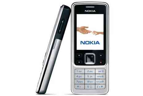 Refurb Phone - Unlocked Nokia 6300 - Save 37%