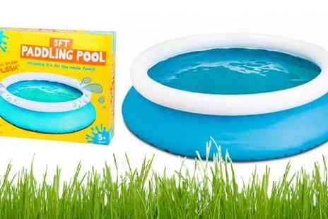 All Boxed Up  - Inflatable Paddling Pool - Save 53%