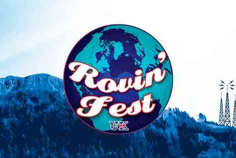 Rovin Fest - Tickets to Rovin' Fest Adult, Teen or Family Weekend   - Save 50%