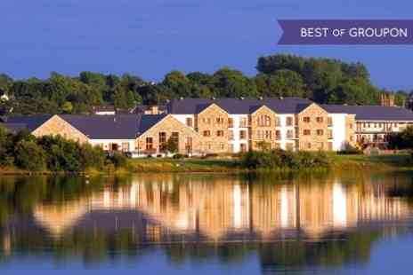 Lough Allen Hotel & Spa - One Night stay For Two With Spa Access and Breakfast - Save 0%