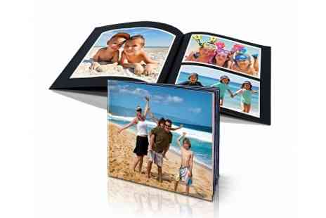 Mini Box - 22 Pages Personalised Soft Cover Photobook  - Save 93%