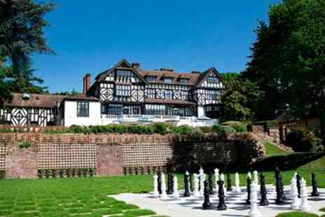 Laura Ashley Hotels  -  Afternoon Tea & Bubbly for 2  - Save 54%