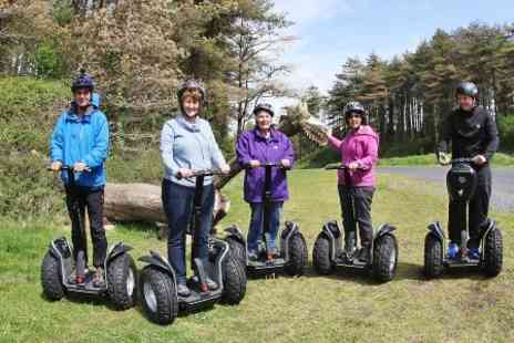 Golden Coast Segway -  45 Minute Tour Plus Hot Drink - Save 58%