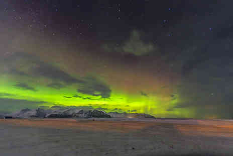 ClearSky Holidays - Three night Iceland, flights and choice of tours - Save 37%