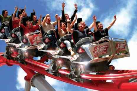 Links Tours and Travel - Return Coach Trip to Drayton Manor Theme Park  - Save 0%