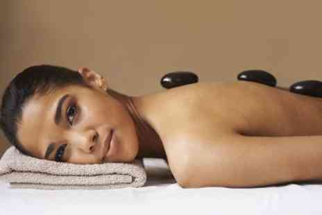 The Velvet Rooms  - 45 Minute Hot Stone Massage With Express Facial  - Save 50%