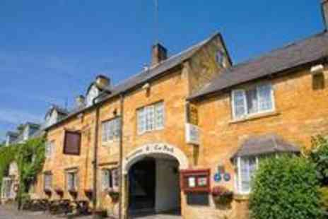 The Crown Hotel - Three night Cotswolds stay for two people in a superior room - Save 70%