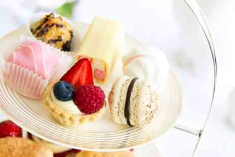 Corus Hotel Hyde Park - Afternoon Tea & Bubbly for Two - Save 67%