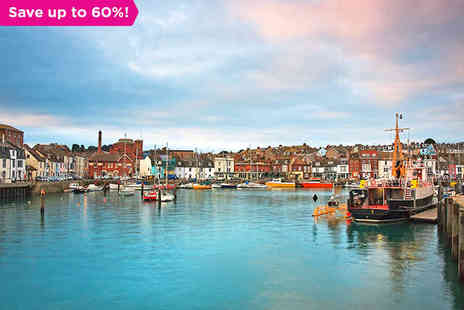 The Richmoor Hotel - One night stay in Charming Weymouth - Save 60%